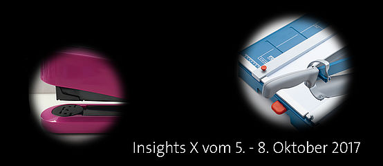 [Translate to French:] Novus auf der Insights X