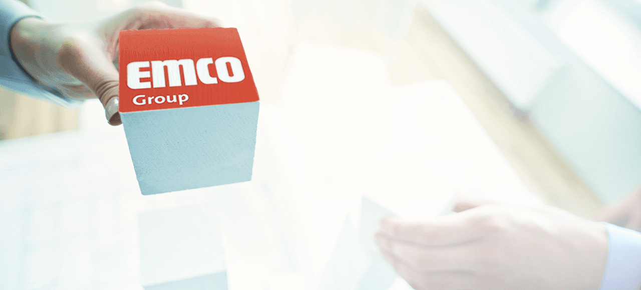 Strong alliance: emco Group!